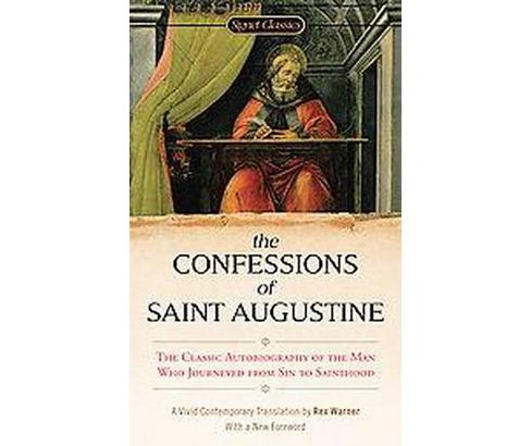 Confessions of Saint Augustine (Paperback) - image 1 of 1