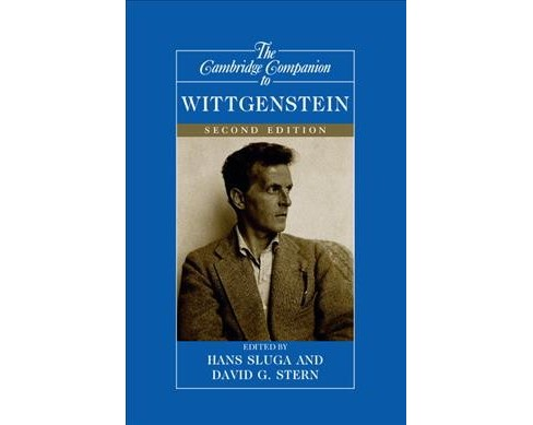 Cambridge Companion to Wittgenstein -  by David G.  Stern (Paperback) - image 1 of 1