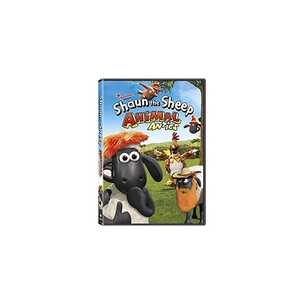 Shaun The Sheep: Animal Antics (Dvd)