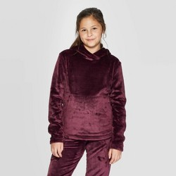 Girls' Luxe Fleece Hoodie - C9 Champion®