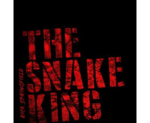 Rick Springfield - Snake King (CD) - image 1 of 1