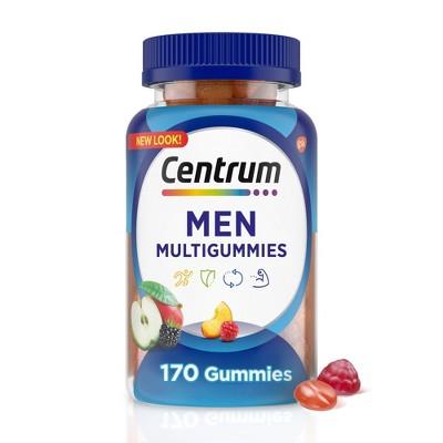 Centrum Multi Gummies for Men - 170ct