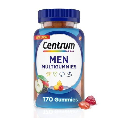 Centrum Multi Gummies for Men - 170ct - image 1 of 4