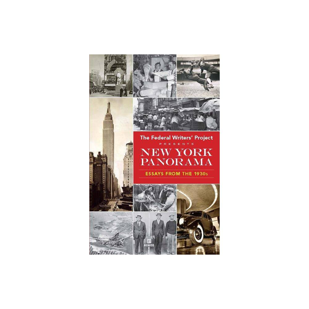 New York Panorama By Federal Writers Project Paperback