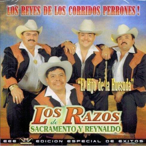 Los Razos - Los Reyes De Los Corridos Perrones (CD) - image 1 of 1