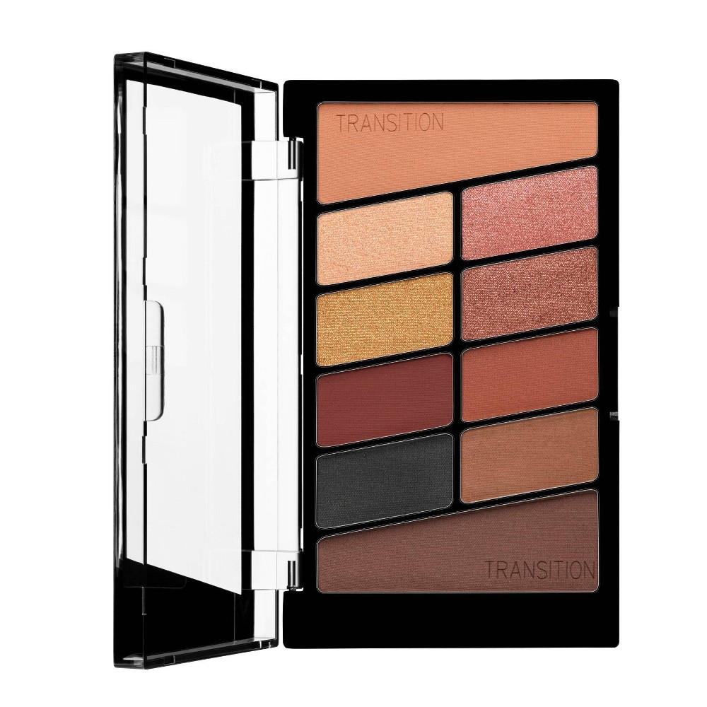 Image of Wet n Wild Color Icon 10-Pan Eyeshadow - My Glamour Squad - 0.3oz