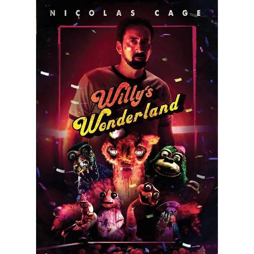 Willy's Wonderland (Blu-ray)
