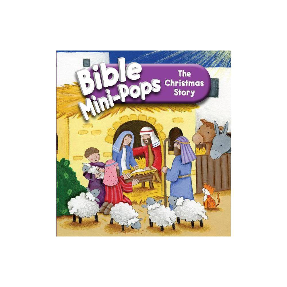 The Wise Man S Story Bible Mini Pops By Karen Williamson Board Book