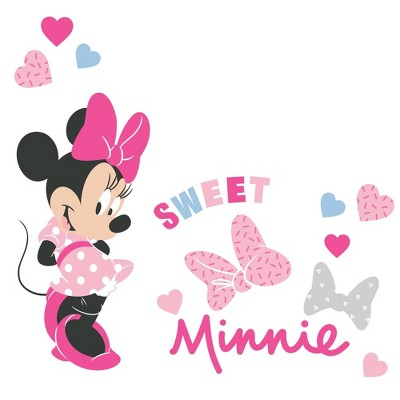 Lambs & Ivy Minnie Mouse Love Wall Decals
