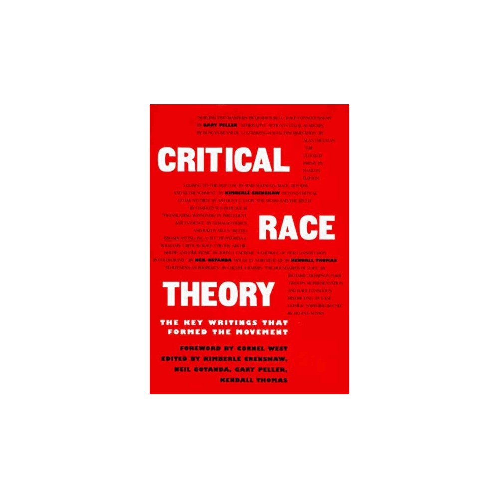 Critical Race Theory (Paperback)
