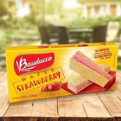 Bauducco Strawberry Wafers - 5.82oz