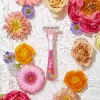 Rifle Paper Co. + Venus Strawberry Fields Disposable Razors - 3ct - image 2 of 4