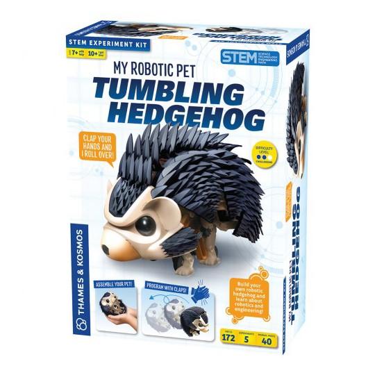 Thames & Kosmos My Robotic Pet - Tumbling Hedgehog image number null