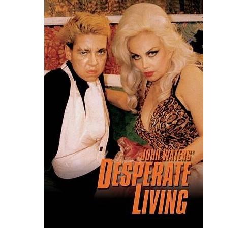 Desperate Living (DVD) - image 1 of 1