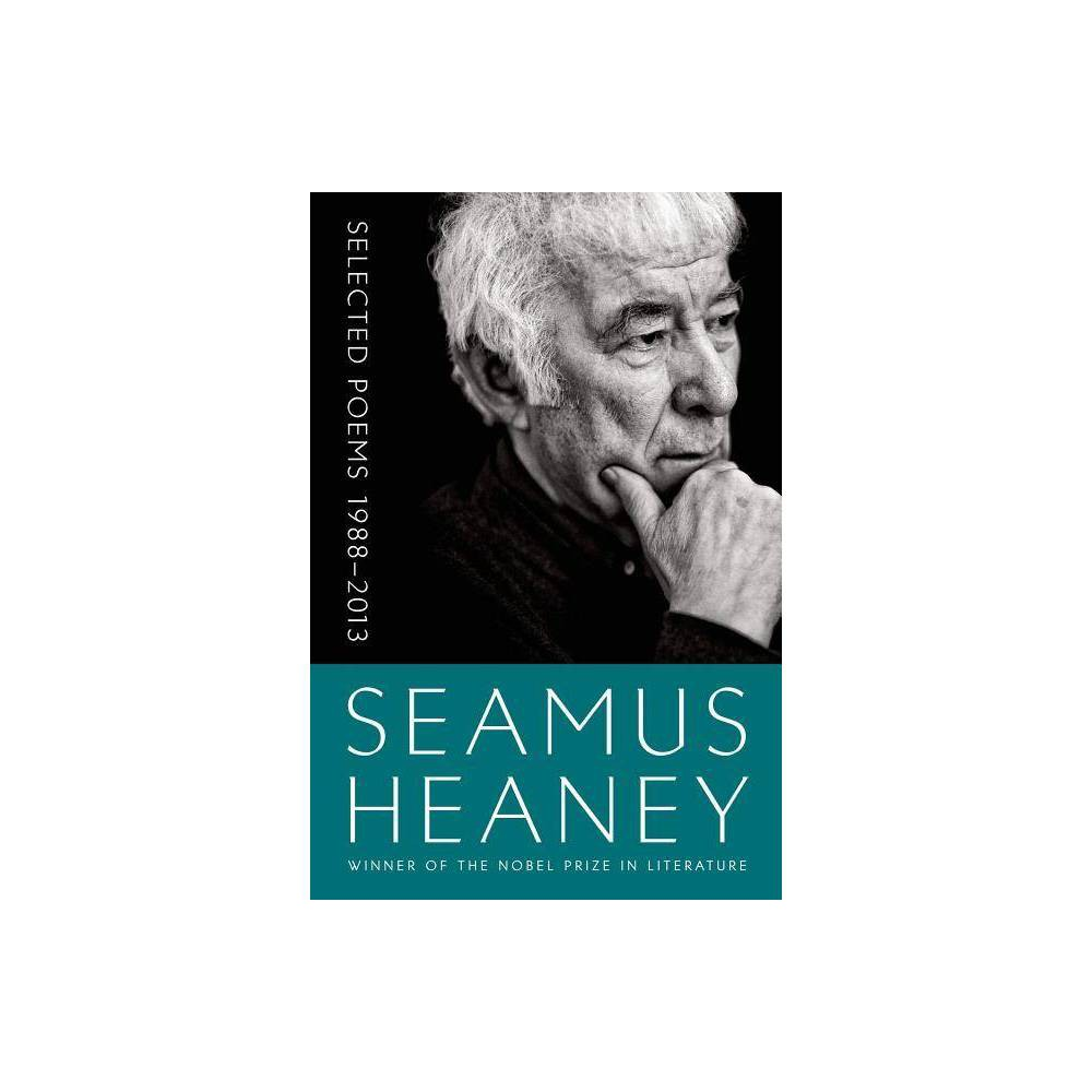 Selected Poems 1988 2013 By Seamus Heaney Paperback