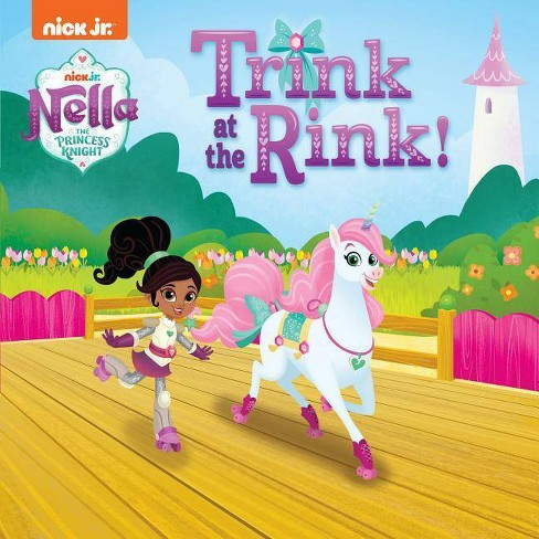 Trink at the Rink! (Nella the Princess Knight) - (Pictureback(r)) by  Mickie Matheis (Paperback) - image 1 of 1