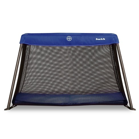 Dream On Me Travel Light Play Yard - Blue - image 1 of 4