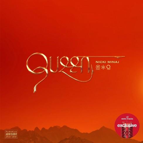 nicki minaj queen album cover