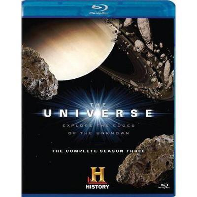The Universe: The Complete Season Three (Blu-ray)