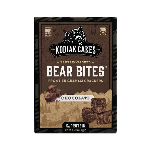 Kodiak Cakes Graham Cracker Chocolate Bag-In-Box - 9oz - image 1 of 4