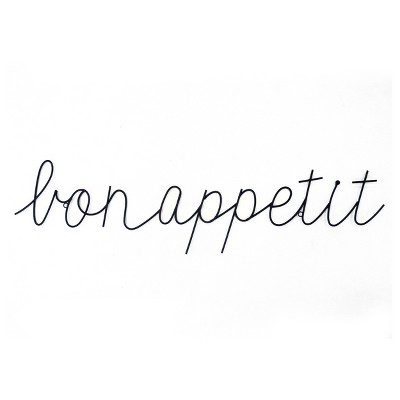 Bon Appetit Wire Wall Hanging - Threshold™