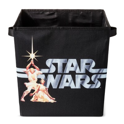 Star Wars® Black Storage Bin (13 x13 )