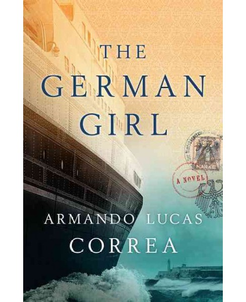 German Girl (Large Print) (Hardcover) (Armando Lucas Correa) - image 1 of 1