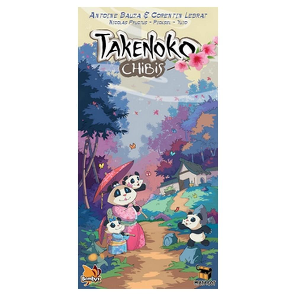 Takenoko Game Chibis Expansion Pack