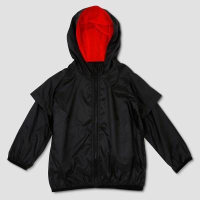 Toddler Boys' Afton Street Windbreaker - Black 2T