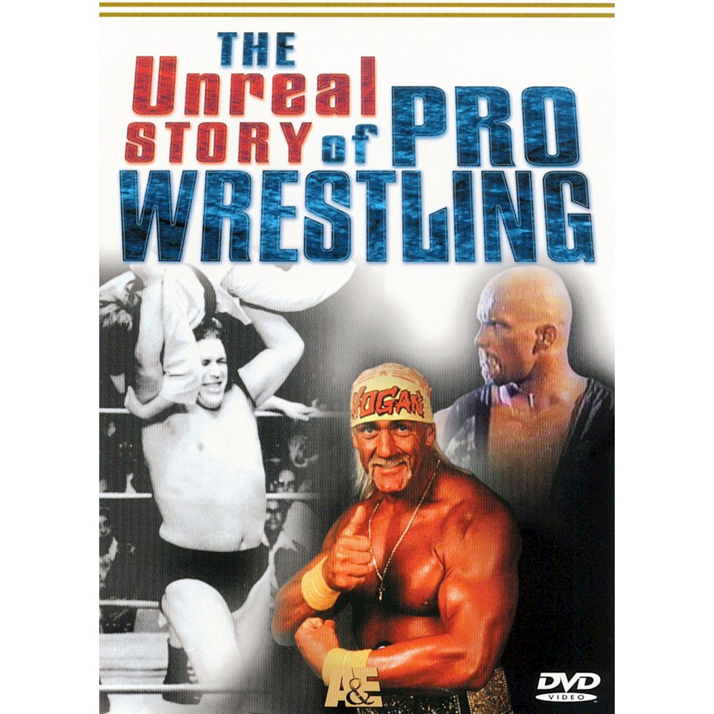 Unreal Story Of Pro Wrestling (Dvd)