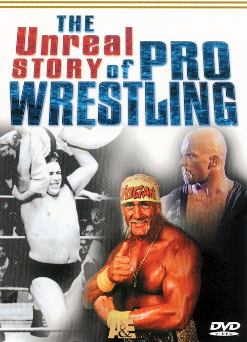 Unreal Story Of Pro Wrestling (DVD) - image 1 of 1