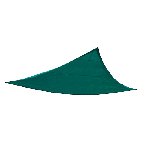 "King Canopy 16"" Triangle Sun Shade Sail - Green - image 1 of 1"