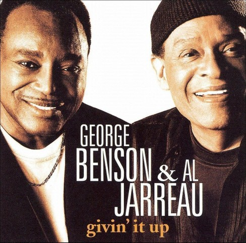 George Benson & Al Jarreau - Givin' It Up (CD) - image 1 of 1