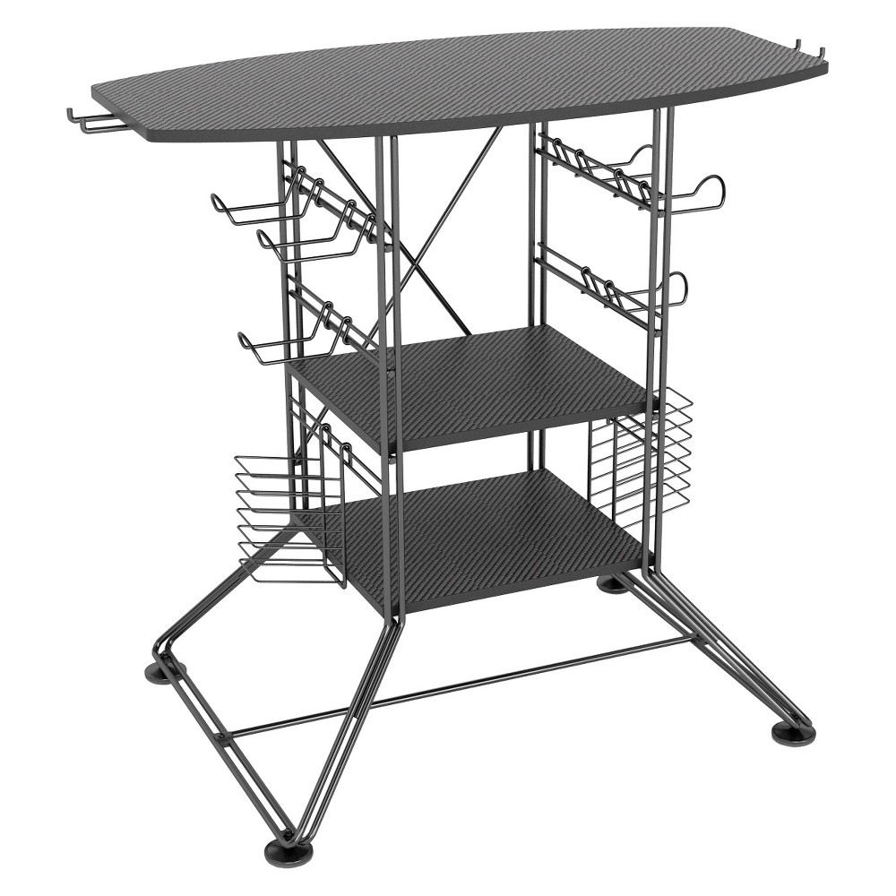 "Image of ""Centipede Gaming Stand Black 34"""" - Atlantic"""