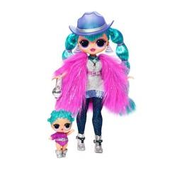 L.O.L. Surprise! O.M.G. Winter Disco Cosmic Nova Fashion Doll & Sister