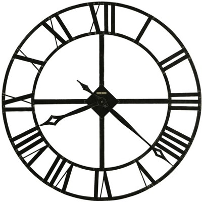 Howard Miller Lacy Wall Clock 625-372 - Modern & Round with Quartz Movement