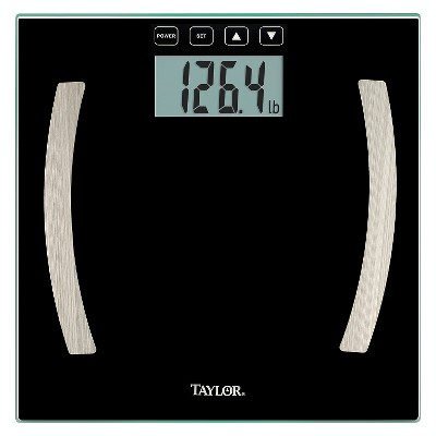Scale OPP Body Fat Black - Taylor