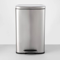 45L Rectangular Step Trash Can - Made By Design™