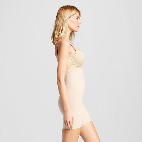 ef01d350c4 Maidenform Self Expressions Women s Seamless High Waist Thigh Slimmer  SE3047   Target