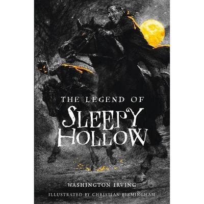 The Legend of Sleepy Hollow - by  Washington Irving (Hardcover)