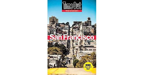 Time Out San Francisco (Paperback) - image 1 of 1