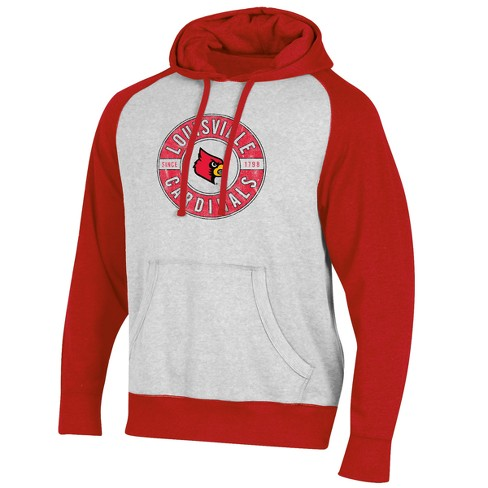 Louisville Cardinals Men's Varsity White/Lightweight Hood - image 1 of 1