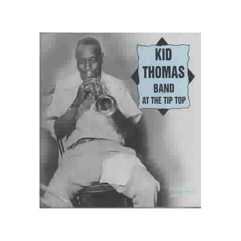 Thomas, Kid (Jazz) - At the Tip Top (CD) - image 1 of 1