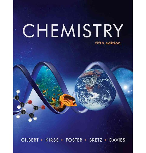 Chemistry : The Science in Context (Paperback) (Thomas R. Gilbert & Rein V. Kirss & Natalie Foster & - image 1 of 1