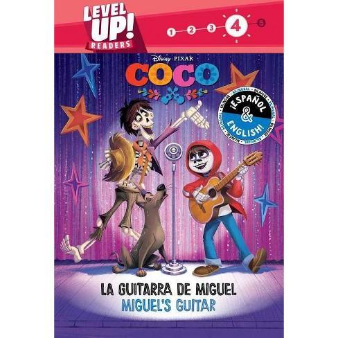 La Guitarra de Miguel/Miguel's Guitar - (Disney Bilingual) (Hardcover) - image 1 of 1
