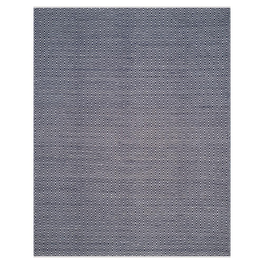 Boston Rug - Navy (Blue) - (8'x10') - Safavieh