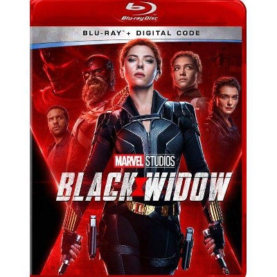 Black Widow (Blu-ray + Digital)