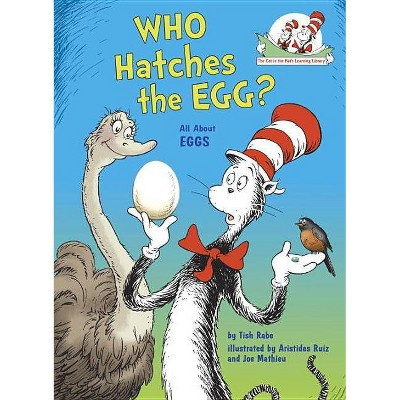 Who Hatches the Egg? : All About Eggs (Hardcover)(Tish Rabe)