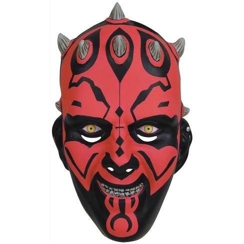 EXECUTIONER MAN HALF MASK Halloween Costume Mask PVC High Quality Brand New