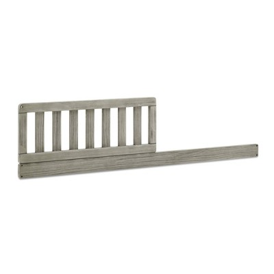 Simmons Kids' Willow Daybed/Toddler Guardrail - Rustic White